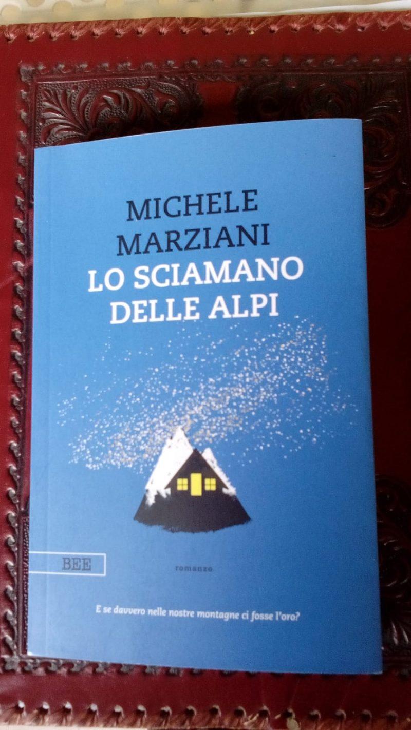 Lo sciamano delle Alpi di Michele Marziani